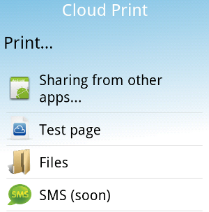 Add Wireless Printing to Your Android Phone with Cloud Print