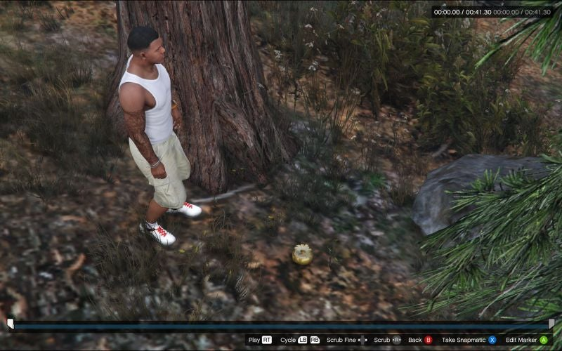The Incredible Saga of GTA V's Bigfoot Peyote Mystery