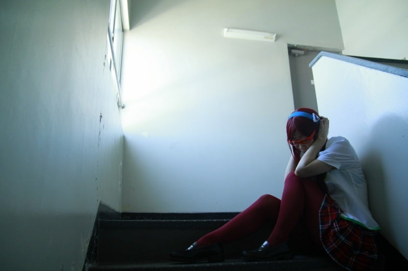 When Cosplay Photography Is Sad and Melancholy
