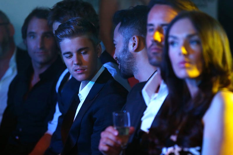 Report: There's More Footage of Justin Bieber Being Racist