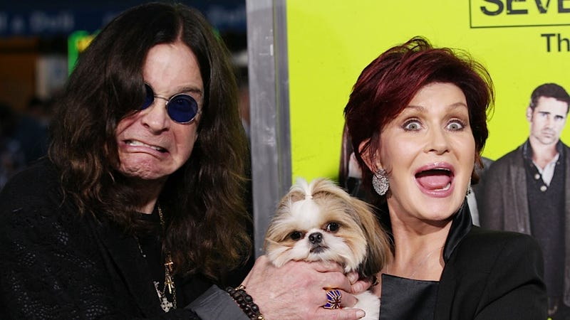 The Dark Union of Sharon and Ozzy Osbourne Is Rapidly Dissolving