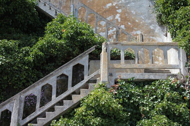 Tour the creeptacular nooks and crannies of Alcatraz