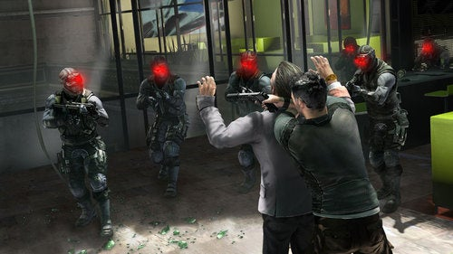 New Splinter Cell Conviction Screens