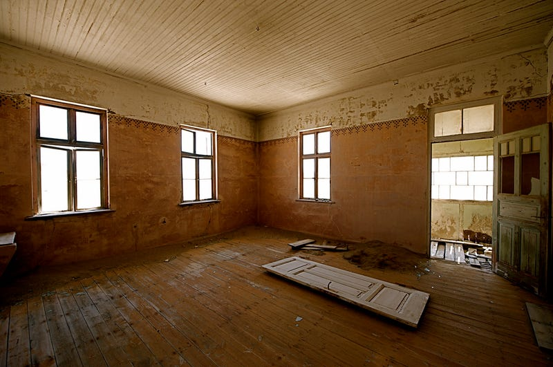 The Strangest and Most Tragic Ghost Towns from Around the World