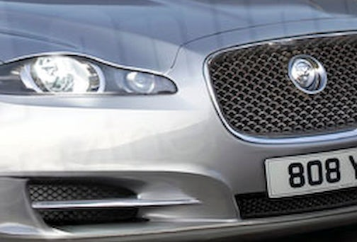 2010 Jaguar XJ Spec'd By CAR