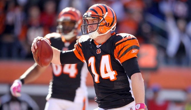 "Andy Dalton: This Whole NFL Thing ""Is A Lot Easier Than I Expected"""