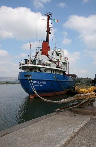 Aid Ship Due in Gaza Tomorrow Morning
