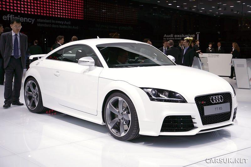 Opinions on the Audi TT?