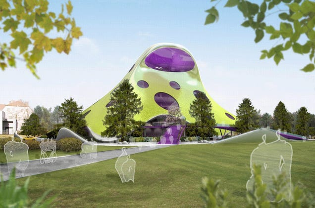 Mutant Spore Library in Czech Republic May Never Get Built