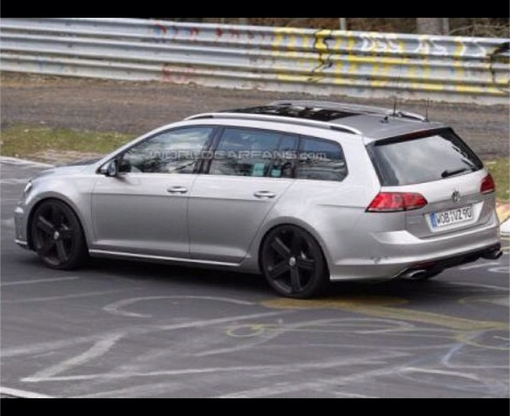 Golf R Estate