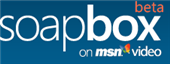 MSN debuts video sharing site Soapbox
