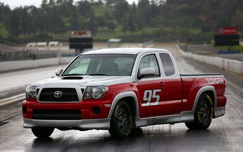 Toyota Tacoma X-Runner RTR Is Really Ready To Race