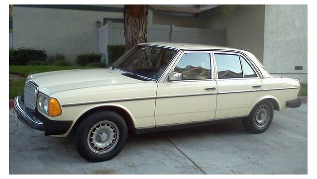 Cheap, Slow & Awesome; The Mercedes-Benz W123 240D