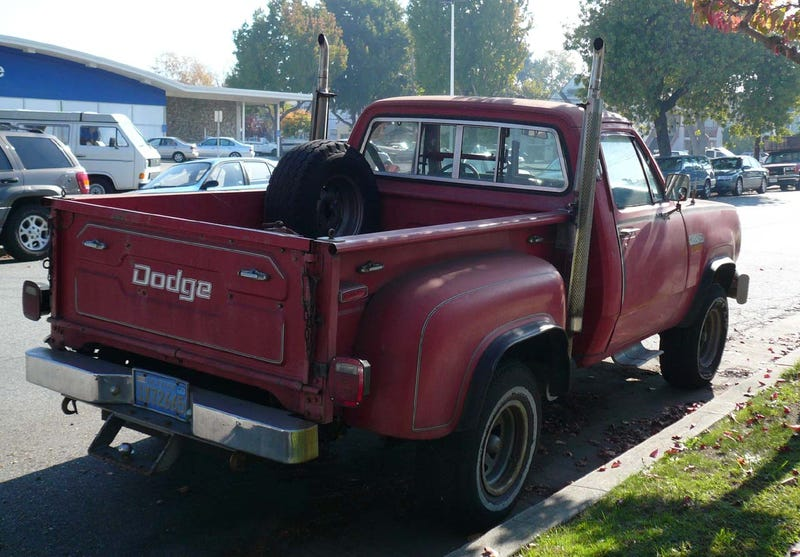 1978 Dodge D150 Power Wagon