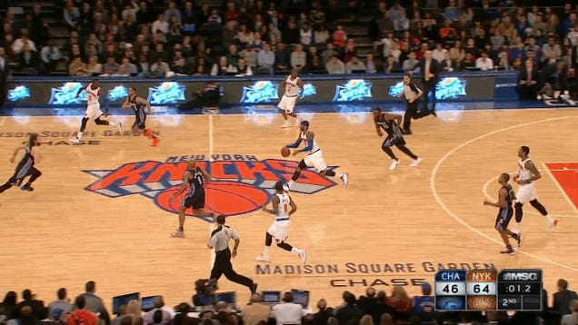 Here's Every Shot Carmelo Anthony Made In His 62-Point Night