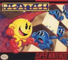 Pac-Man Puzzles Virtual Console