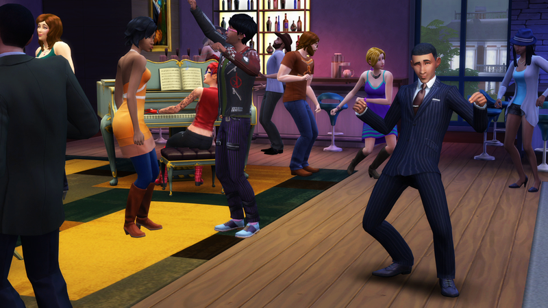 My First Few Hours With The Sims 4