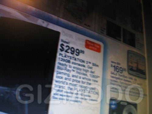 Is This the PS3 Slim in a Kmart Flyer? (Update: Nope, Just Fake Lameness)
