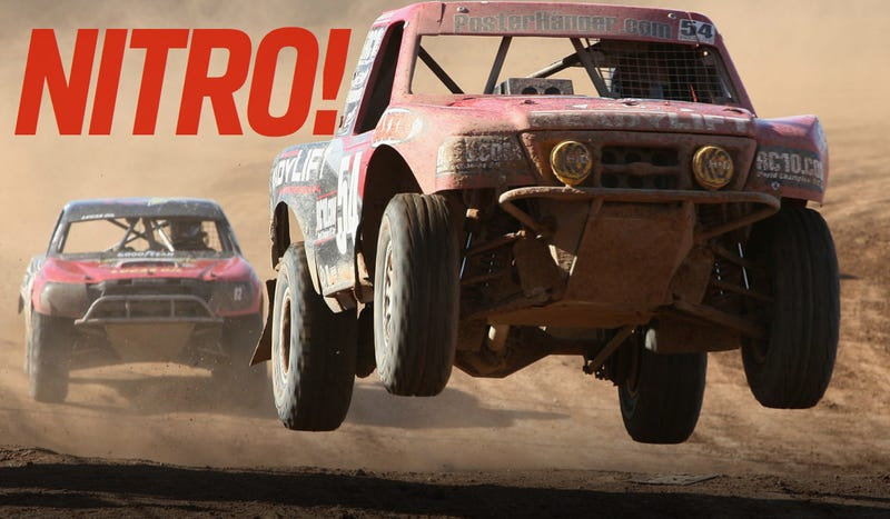 The Greatest Off-Road Racing Game Ever Is Coming To Real Life
