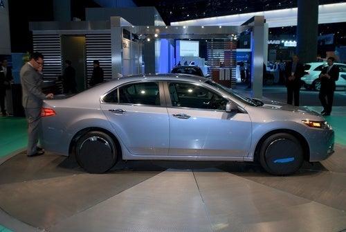 2011 Acura TSX: Live Photos