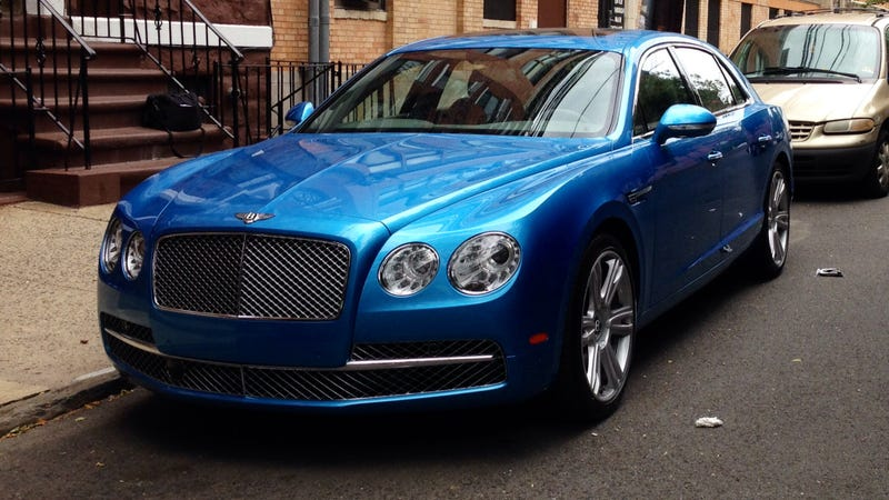 What Do You Want To Know About The Bentley Flying Spur?