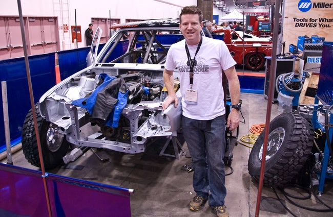 Bill Caswell, Jalopnik's $500 Craigslist rally car driver, inks movie contract