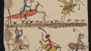 "Darwin's Kids Doodled All Over His ""Origin of Species"" Manuscript"