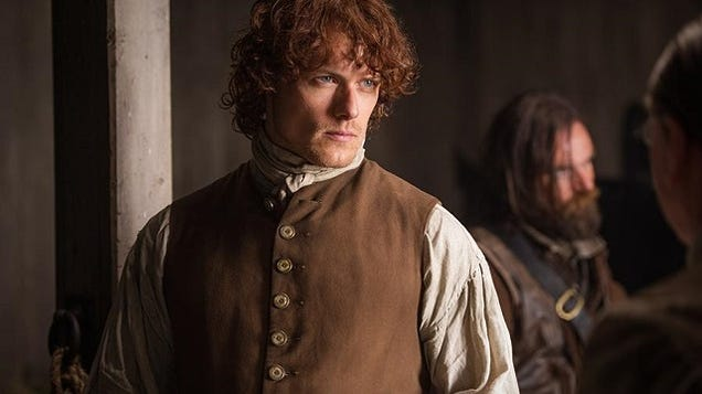 This Week On Outlander: The Sexual Education of Jamie Fraser