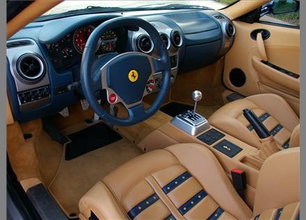 2006 F430 Berlinetta - Manual