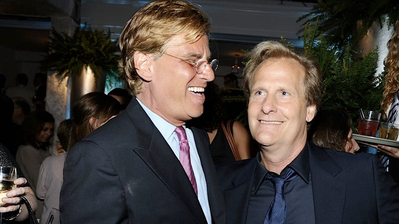 Aaron Sorkin's Ladies Sure Do Slip on a Lot of Banana Peels