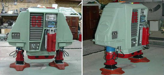 "Build Your Own Eco-Helper Bots from ""Silent Running"""