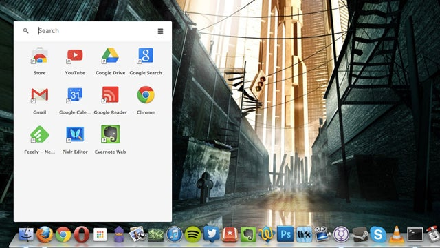 Chrome App Launcher Comes to the Mac, Runs Chrome Apps from Your Dock