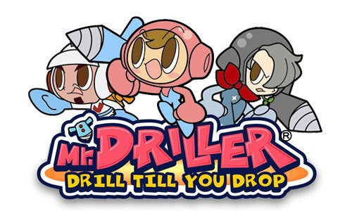 Mr. Driller Drops In On DSiWare In April