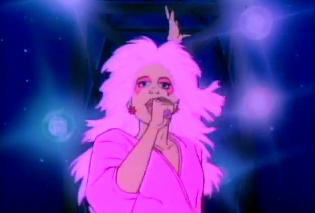 The voice of Jem reveals where the pink pop star would be today — and whether the Misfits landed in rehab