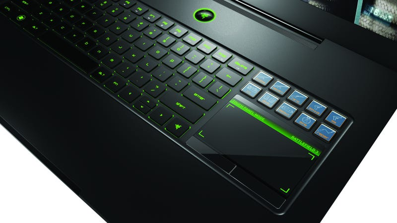 Holy Christ. Is the Razer Blade the Most Badass Laptop In Existence?