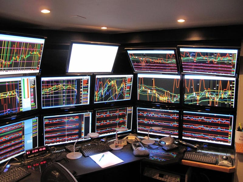 The Day Trader's Paradise