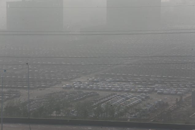 Volkswagen Lost Thousands Of New Cars To The Chinese Fireball