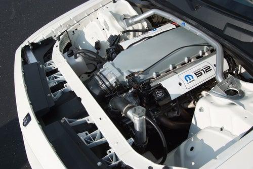 Dodge Challenger Drag Racer Gets A Viper V10