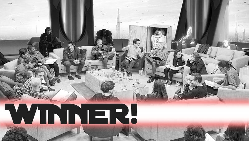 Kotaku 'Shop Contest: Star Wars The Next Generation: The Winners!