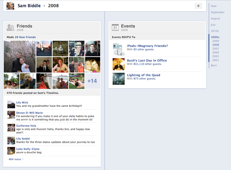 Facebook Timeline Review: This Is the Greatest Thing Facebook's Ever Done