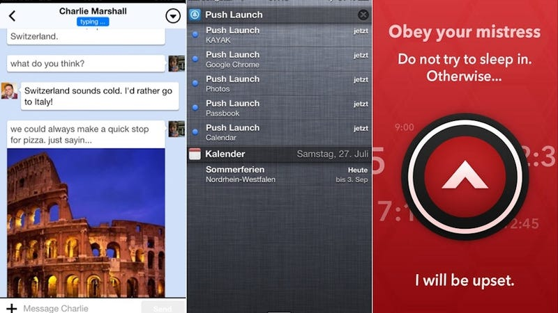 iPhone Apps of the Week: CARROT Alarm, Ping, and More