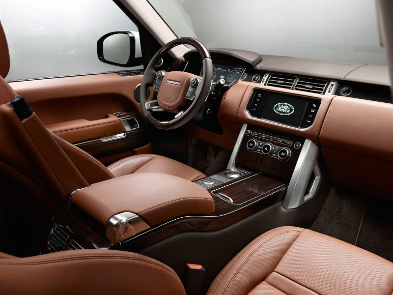 Land Rover Raises Exclusivity Of Range Rover With Introduction Of Long Wheelbase And Autobiography Black