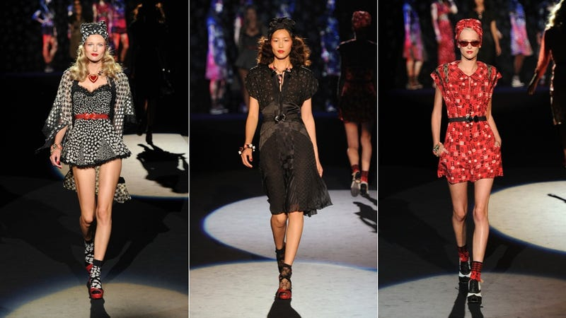 Anna Sui Does Fun, Fabulous & Flirty '40s