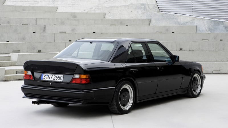 Kraftwerk: A History Of The Insane Cars From AMG