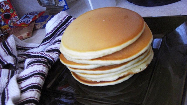 Remember One Number to Make Tasty Pancakes in Minutes