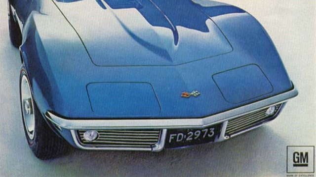 What's the coolest looking car with pop-up headlamps?