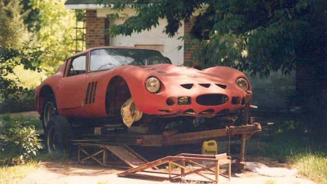 The Ten Greatest Barn Finds Of All Time