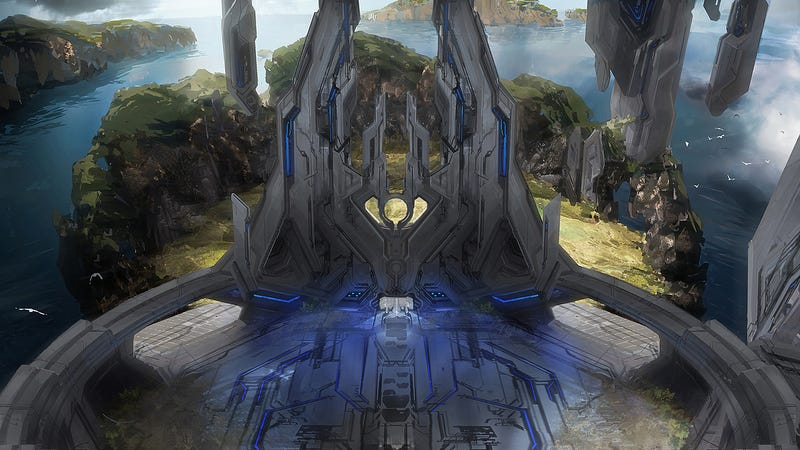 Halo 4 is a Lot of Things, But Beautiful? Sure, Why Not
