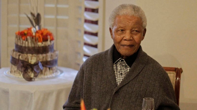 Nelson Mandela In Serious But Stable Condition