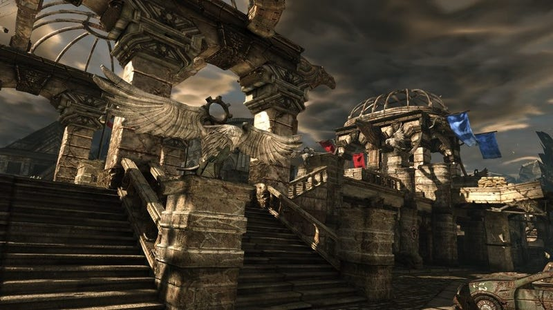 A Horde's Worth Of New Gears of War 3 Screens